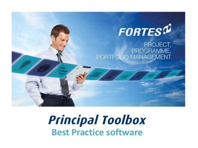 Principal Toolbox OnlineTour