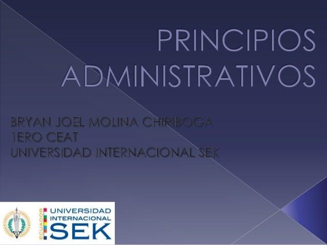    La administración es una actividad de    máxima importancia dentro del que    hacer de cualquier empresa, ya que se   ...