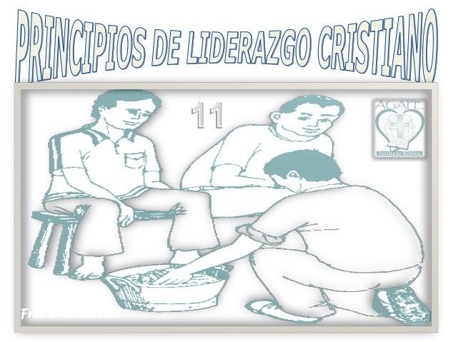 Principiosdeliderazgo cristiano#11-2013
