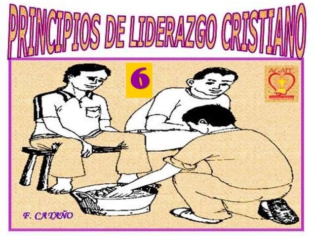 Principios de liderazgo cristiano -#6- 2013