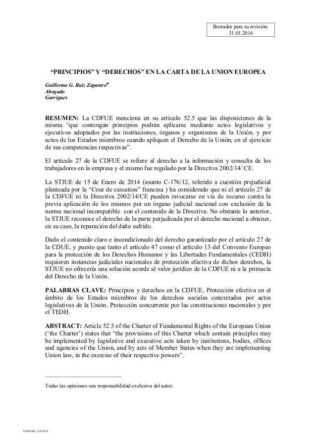 Principios  y _derechos_ en la carta de la union europea 30-01-2014 cc sin cita