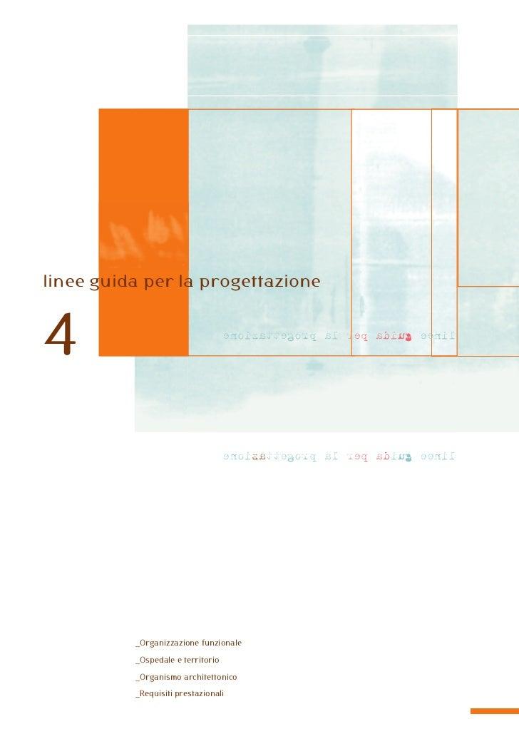 Principi tecnici, organ  e gest di ospedali cap 4