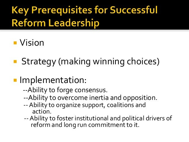 Challenge leadership papers principle research