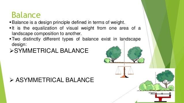 Principle of landscape design for Garden design principles
