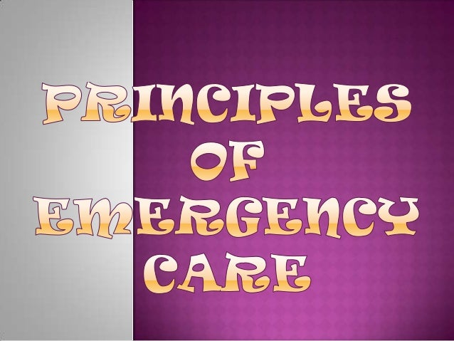 Principles.of first aid edith
