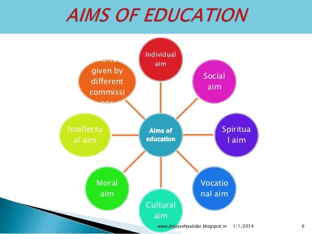 teaching of social and moral values through education