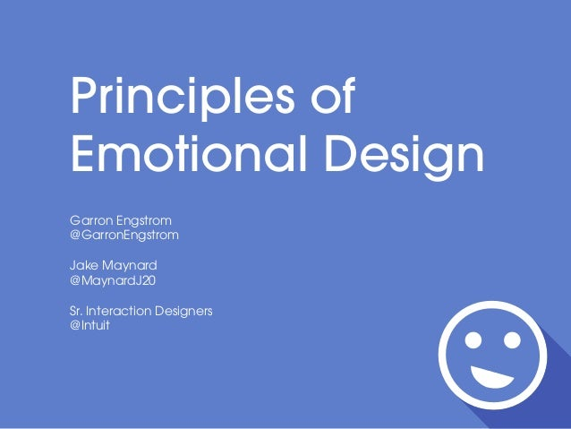 design started principles