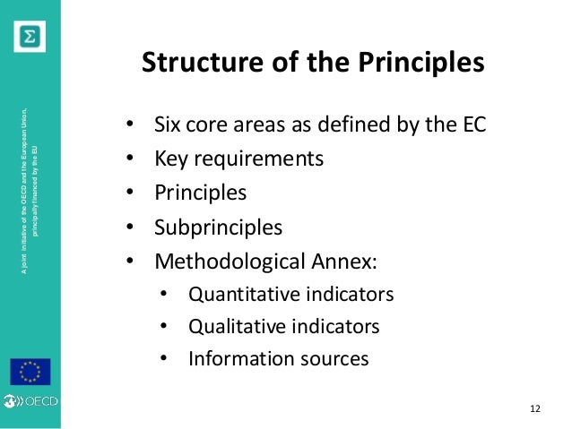principles of public administration How can the answer be improved.