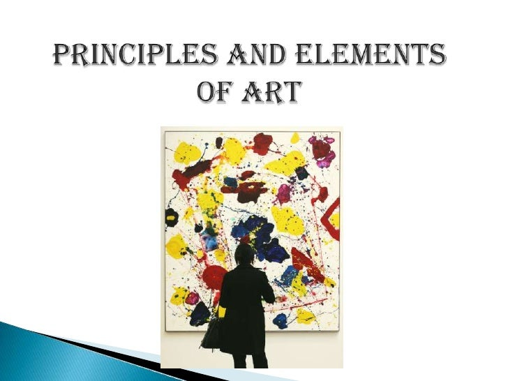 Principles and Elements of Art<br />
