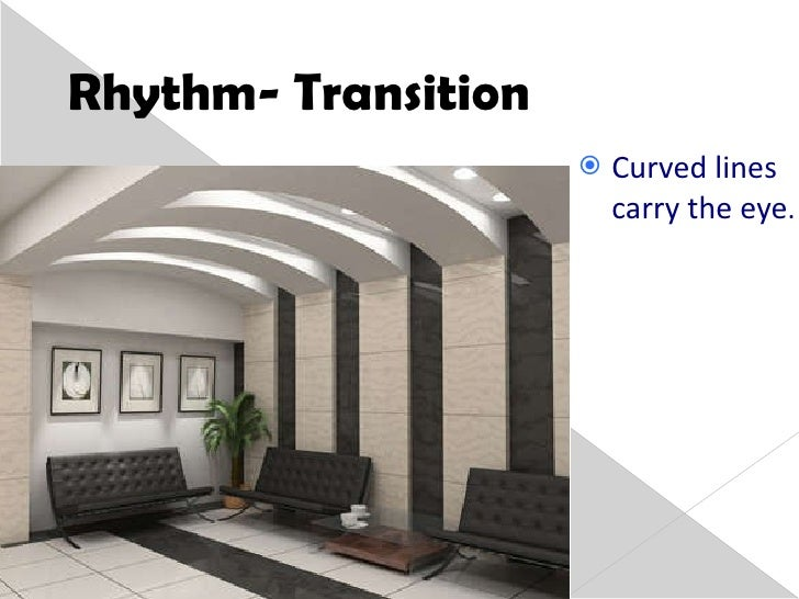 Wrms principles of design for Rhythm by transition