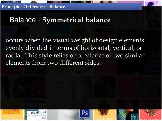 the gallery for gt balance graphic design