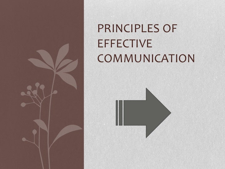 essay on fundamentals of effective communication in the workplace
