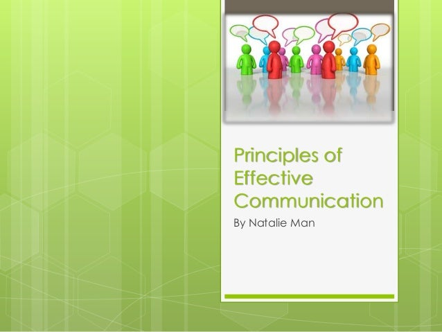 assighment 201 principles of communication in Study 40 lesson 13 flashcards from mako a on in the communication-process model  popular study materials from mgt 201: principles of management lesson 2.