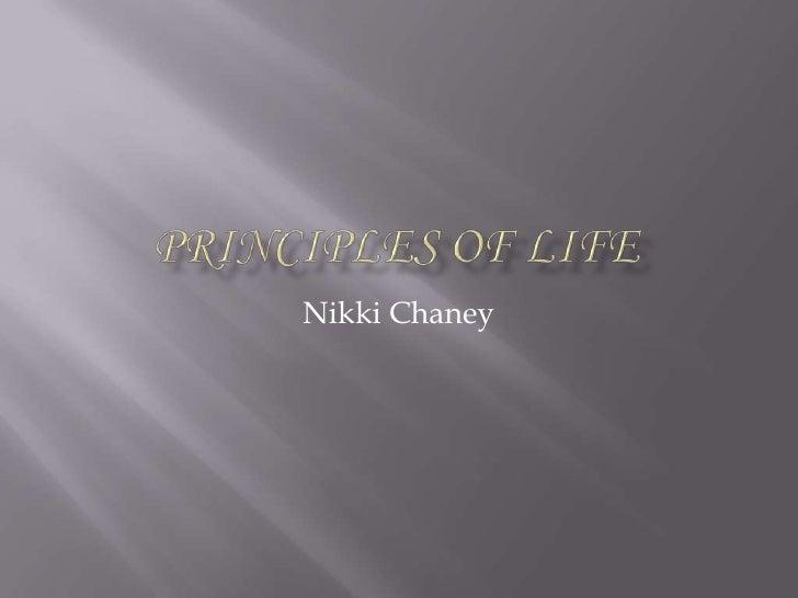 Nikki Chaney