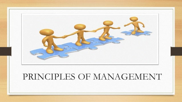 principals of management Equator principles financial institutions (epfis) apply eps to new projects  ( epfis) whose object is the administration, management and development of the .