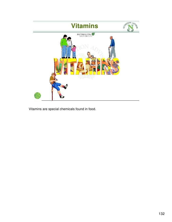 Principles of Nutrition by NHI (Vitamins)