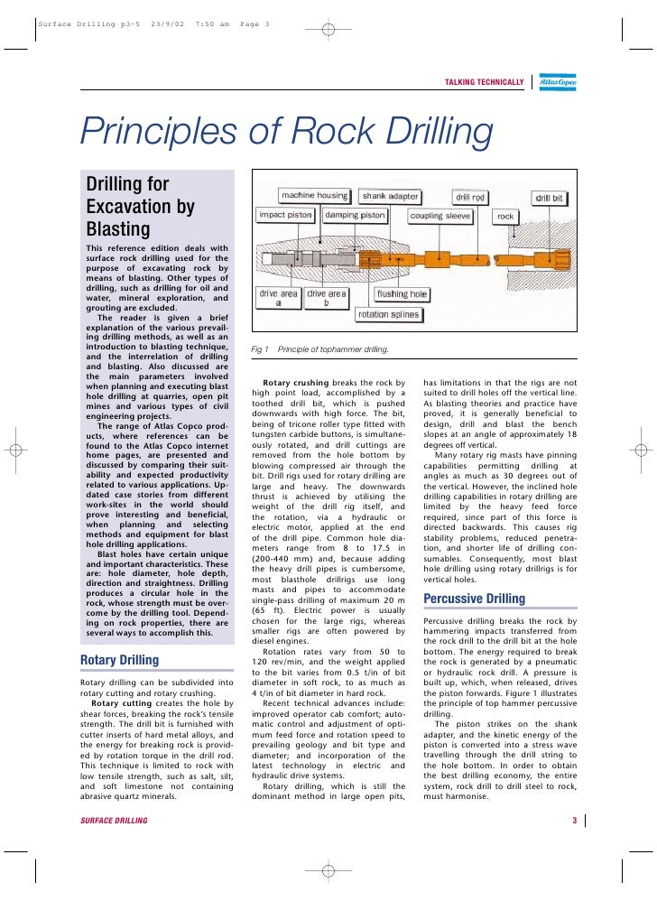 Surface Drilling p3-5      23/9/02    7:50 am       Page 3                                                                ...