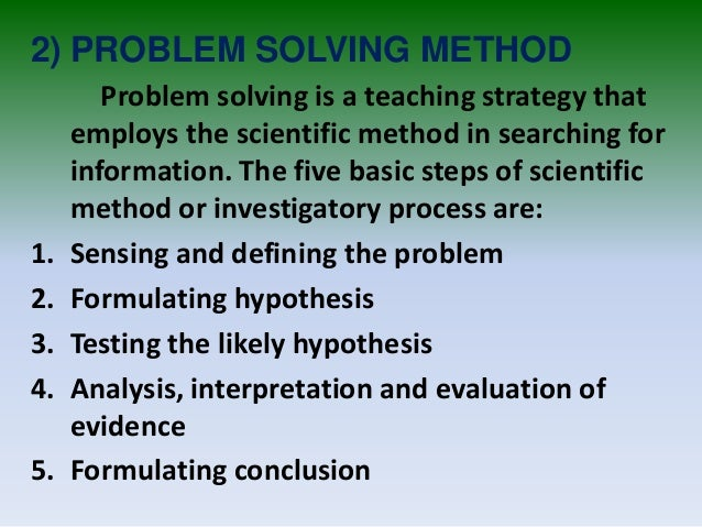 explain the different approaches to the study of problem solving A study of open-approach method in school mathematics teaching which consist of the communications and interactions between the teacher's explanations and student's approach to problem solving 1 changes in the distribution of emphasis on the different types of activity, 2.