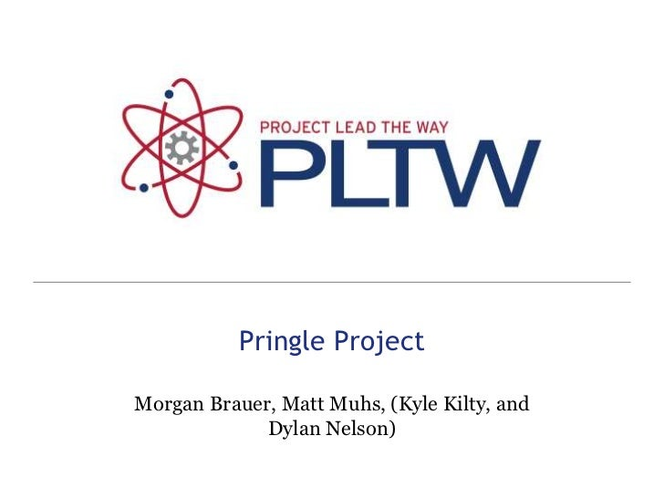 Pringle Project<br />Morgan Brauer, Matt Muhs, (Kyle Kilty, and Dylan Nelson)<br />