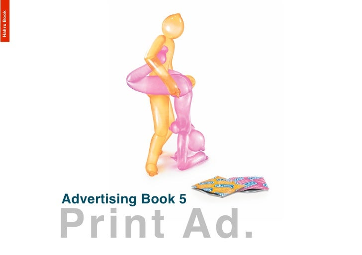 Hahru Book             Advertising Book 5             Print Ad.