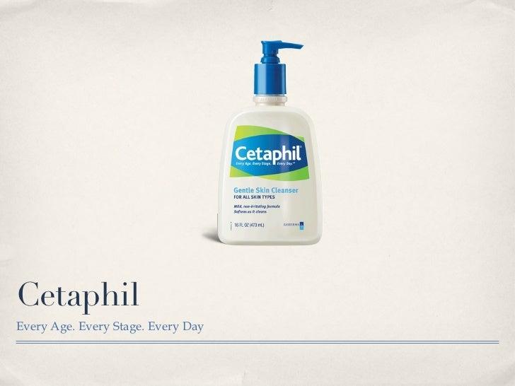 Cetaphil Print Ad Campaign