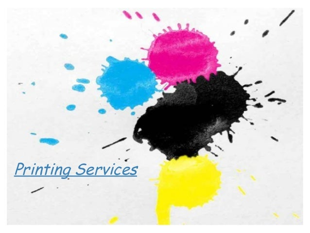 Digital printing company business plan