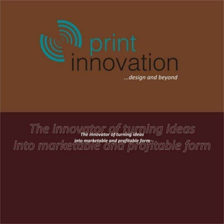 Print Innovation Profile Rs1