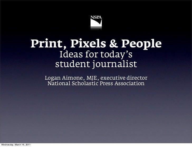 Print, Pixels & People 11