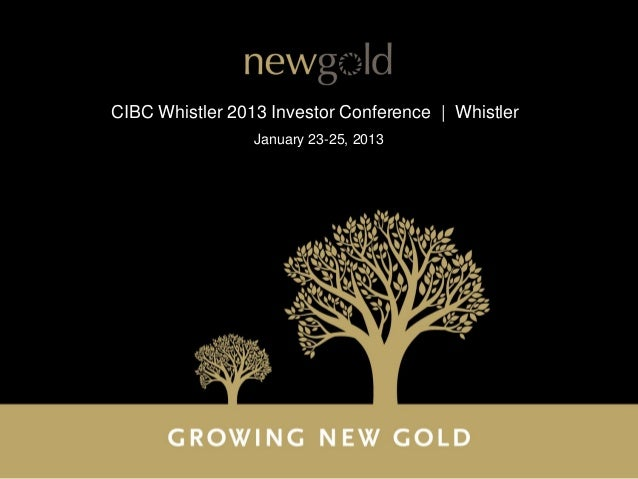 Print version   cibc whistler conference - january 23-25, 2013