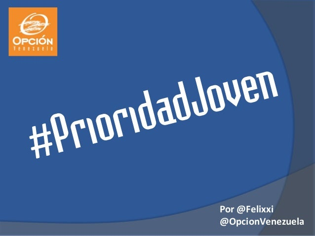 Por @Felixxi @OpcionVenezuela