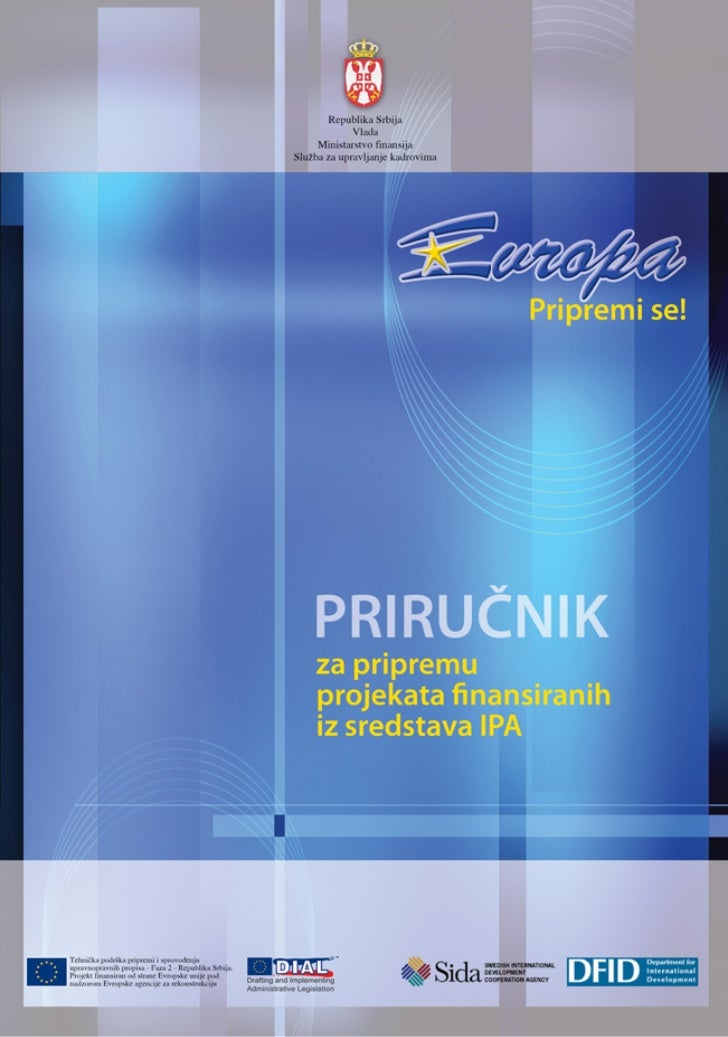 MINISTARSTVO FINANSIJA                              VLADA REPUBLIKE SRBIJE                             SEKTOR ZA PROGRAMIR...