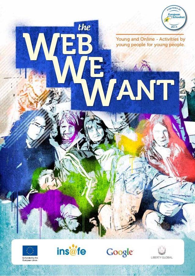 """Obrazovni priručnik """"The Web We Want"""""""