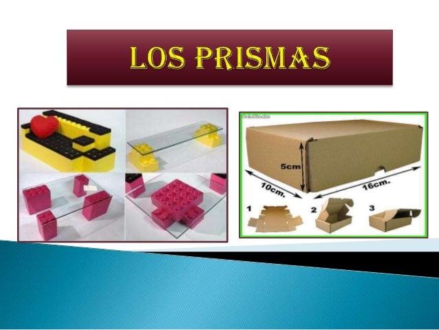   Se llama superficie prismática a aquella que genera una recta(generatriz), al deslizarse paralelamente a su posición in...