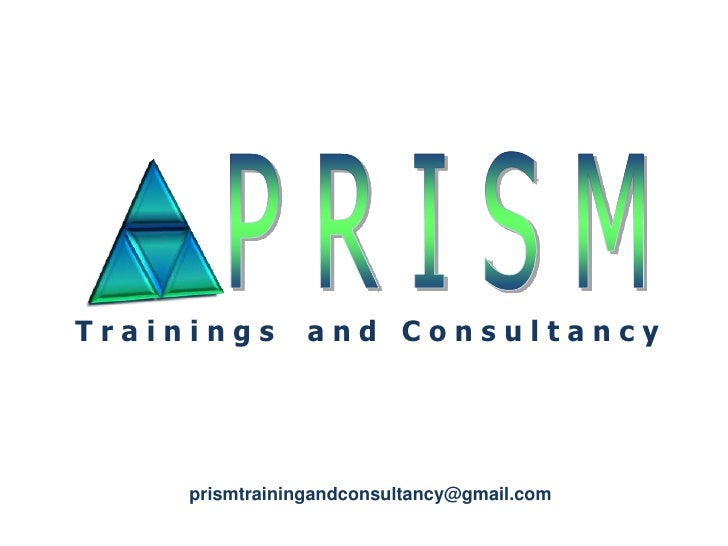 Prism Trainings and Consultancy