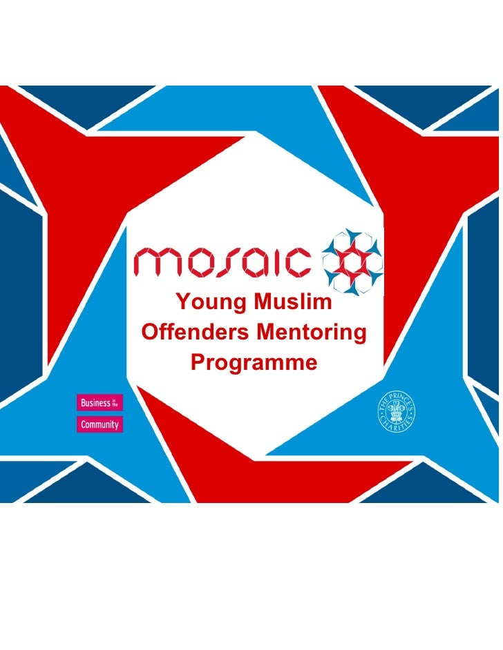 Young Muslim Offenders Mentoring     Programme