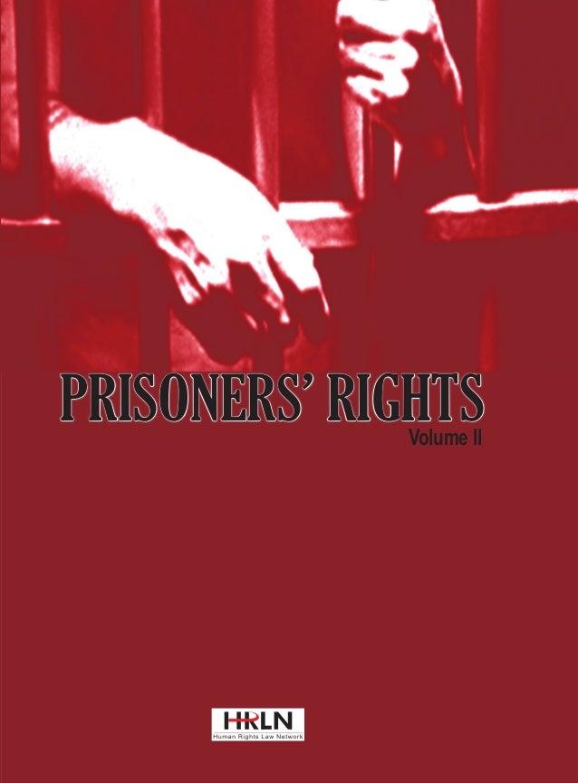 Prisons' Right, Volume 2
