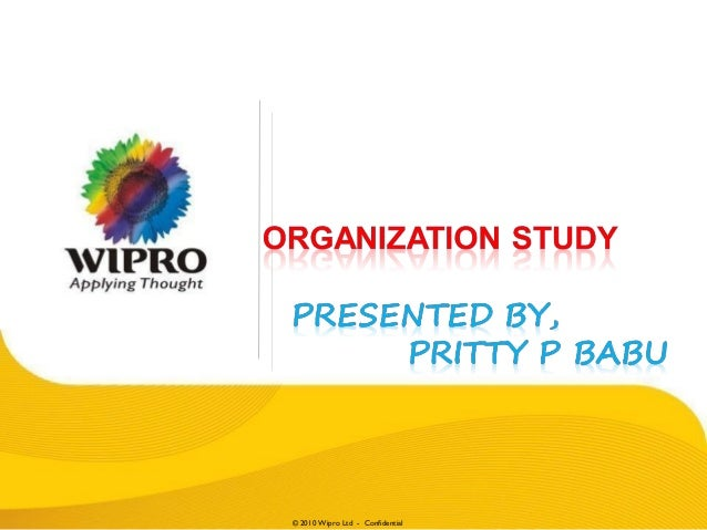 vision and mission analysis of wipro Amazoncom inc's vision statement and mission statement, and their characteristics are discussed in this case study and analysis on the e-commerce company.