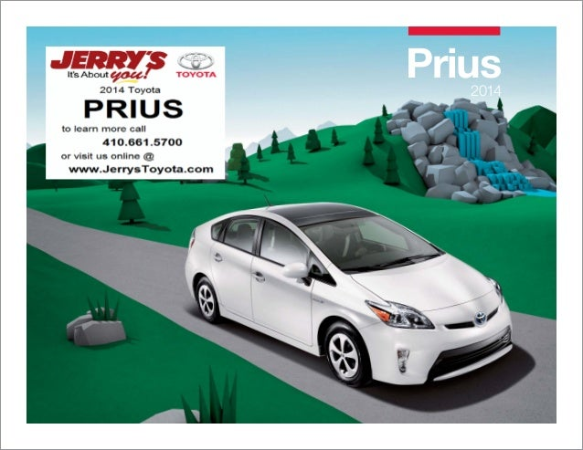 2014 Toyota Prius in Baltimore, Maryland