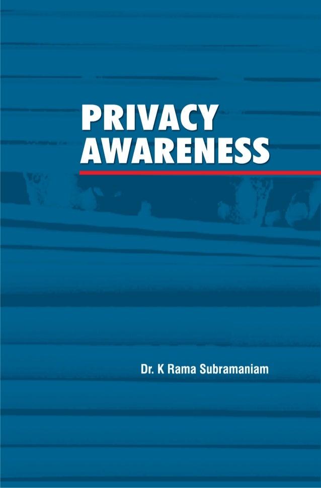 Privacy awareness full book-l