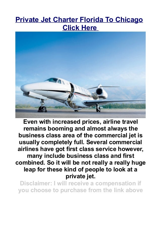 Private Jet Charter Florida To ChicagoClick HereEven with increased prices, airline travelremains booming and almost alway...