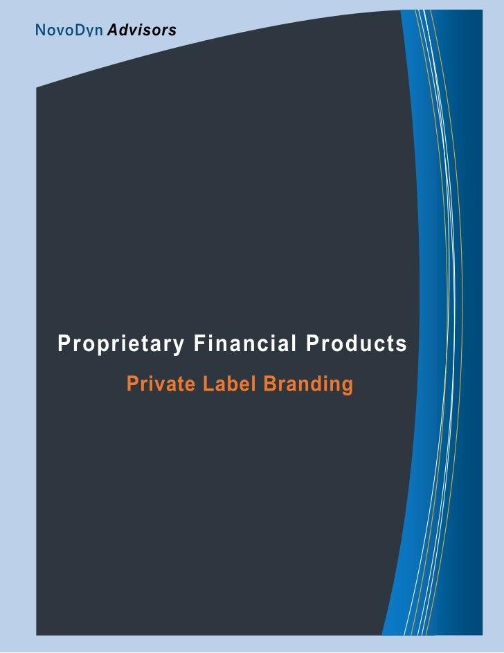 R2M Capital Private Label Brochure