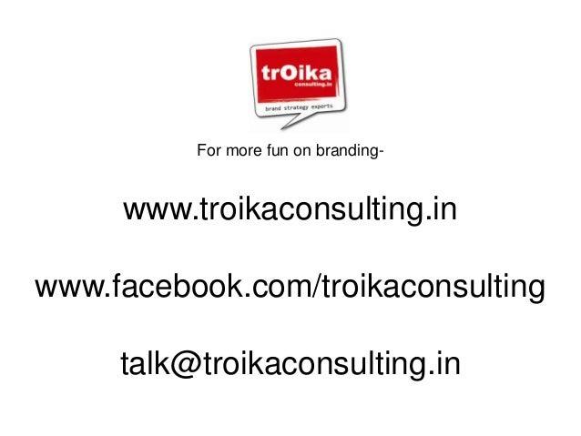 Store Brand Vs. National Brand