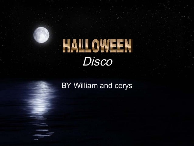 Disco BY William and cerys