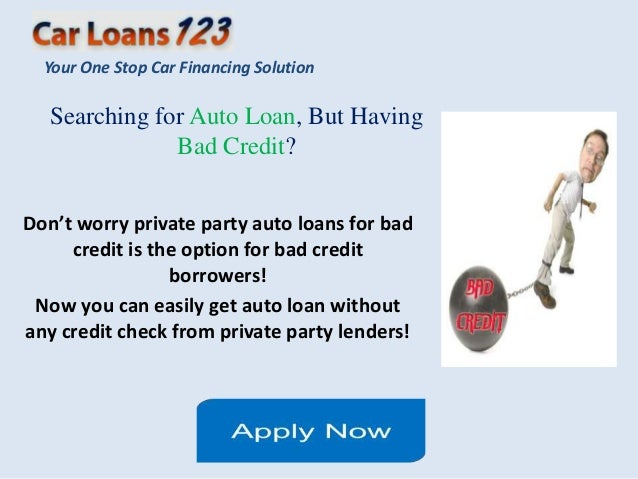 Personal Installment Loans for Bad Credit