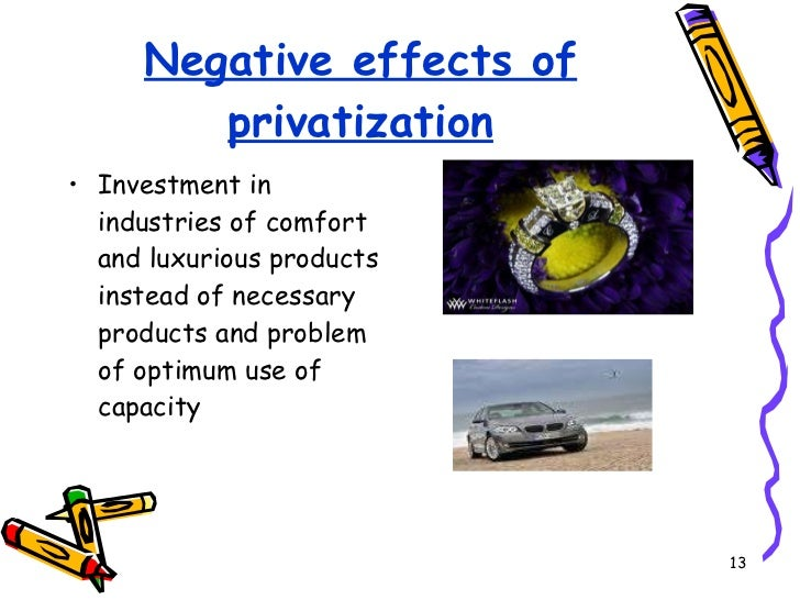 effect of privatization Privatization methods and productivity effects in romanian industrial enterprises upjohn institute staff working paper no 02-81 john s earle.