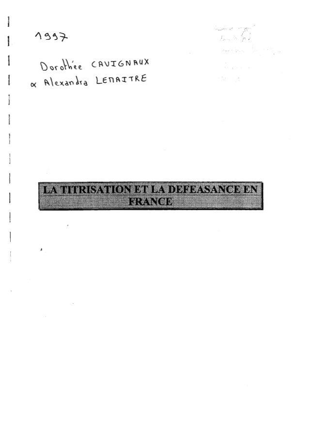 Prix asf-1997-titrisation-et-defaisance