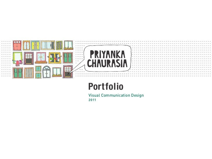 PortfolioVisual Communication Design2011