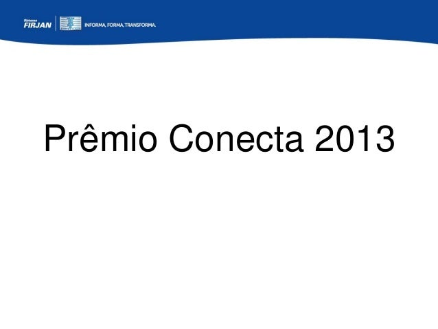 Prêmio Conecta 2013