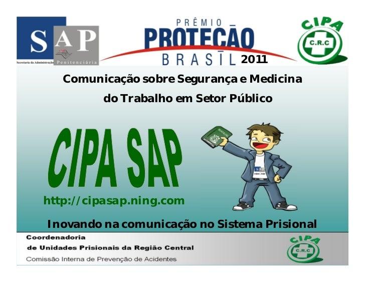 Prêmio Proteção 2011