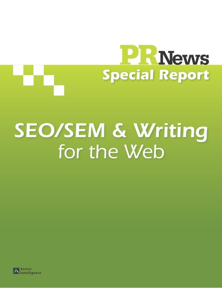 Pr news seo_report